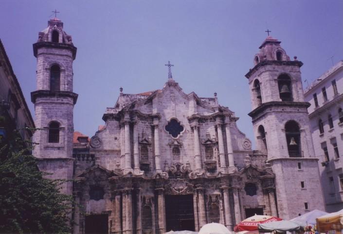 La Habana - La Catedral