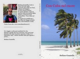 Copertina del libro Con Cuba nel cuore