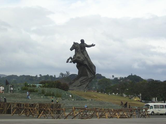 Santiago di Cuba - Plaza de la Revoluci�n