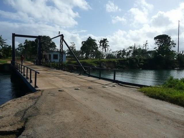 Cayo Saetia - il ponte