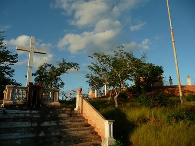 Holguin La croce della Loma
