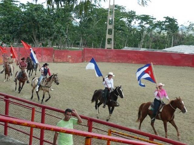 Rodeo a Holguin