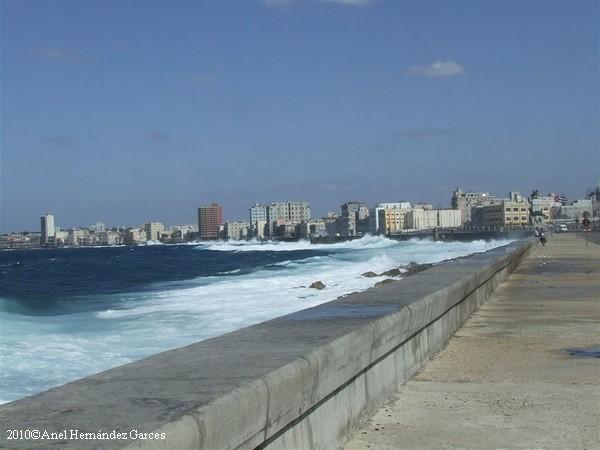 La Habana 1 - El Malecon 1