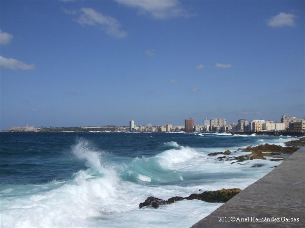 La Habana - El Malecon 1